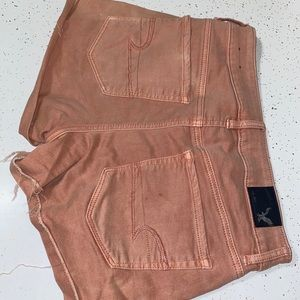 American Eagle Outfitters Shorts - American eagle|Blush|High Rise Super Stretch Short